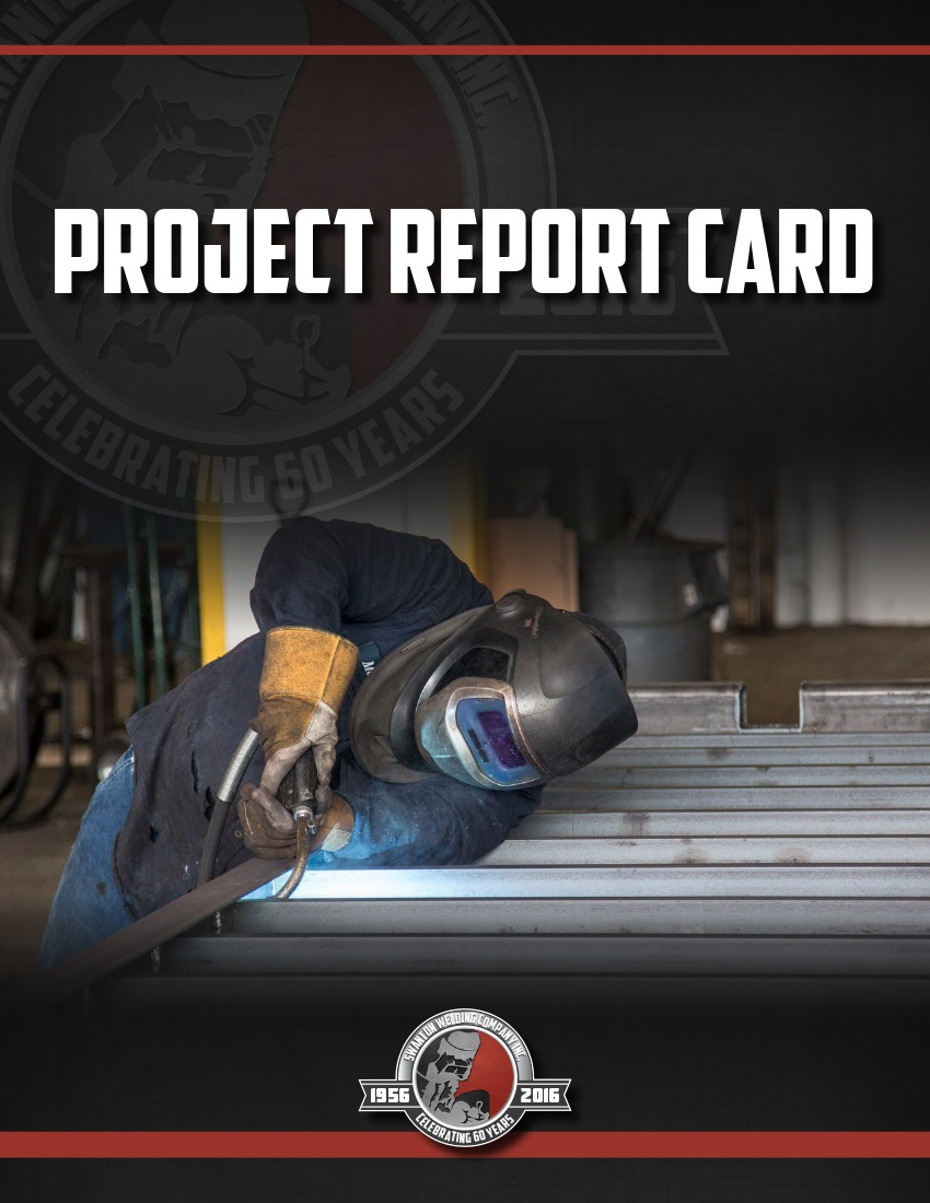 Project Report Card
