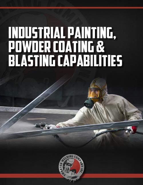 Industrial Painting, Powder Coating and Blasting